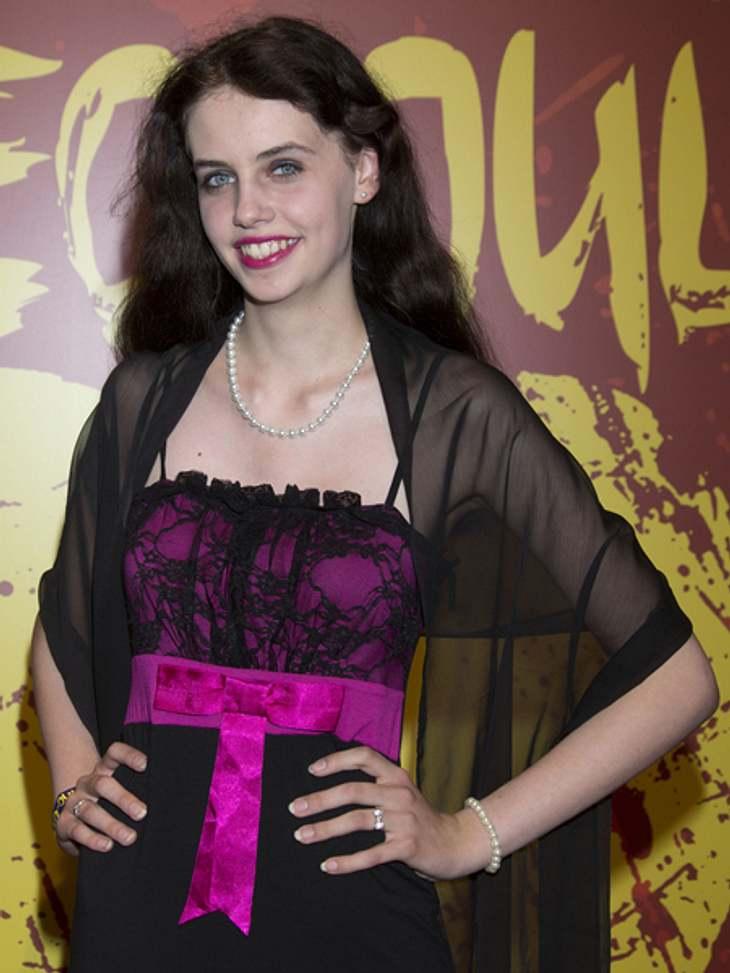 """Jacqueline Thiessen bei der Premiere von """"Romeo and Juliet"""""""