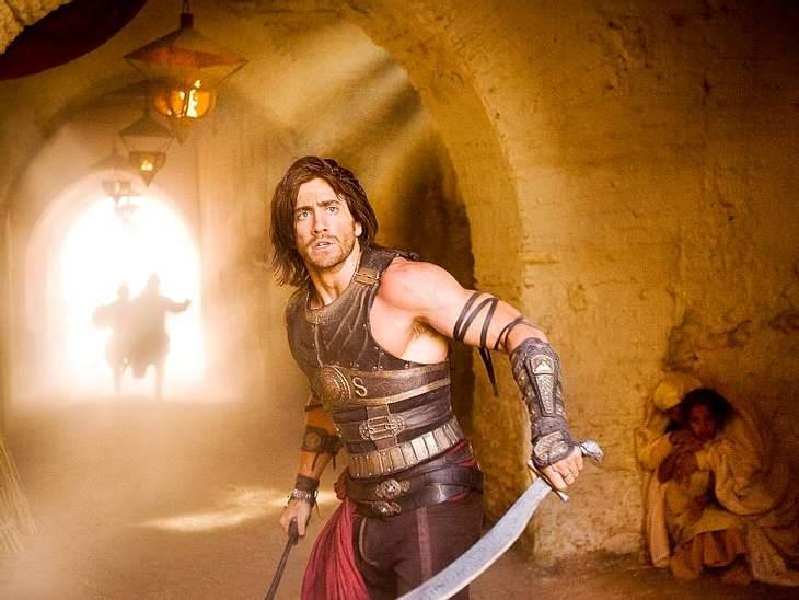 Jake Gyllenhaal: Der heiße Prinz aus Persien