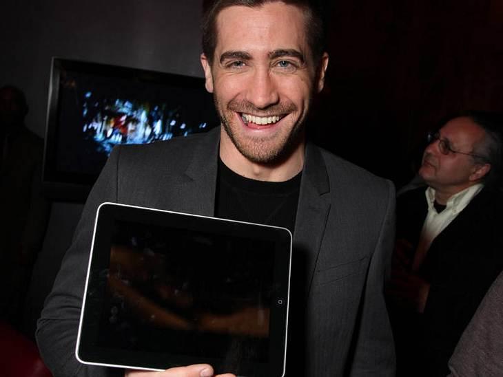 Technik-Must-Have der Stars: Wir verlosen ein iPad!