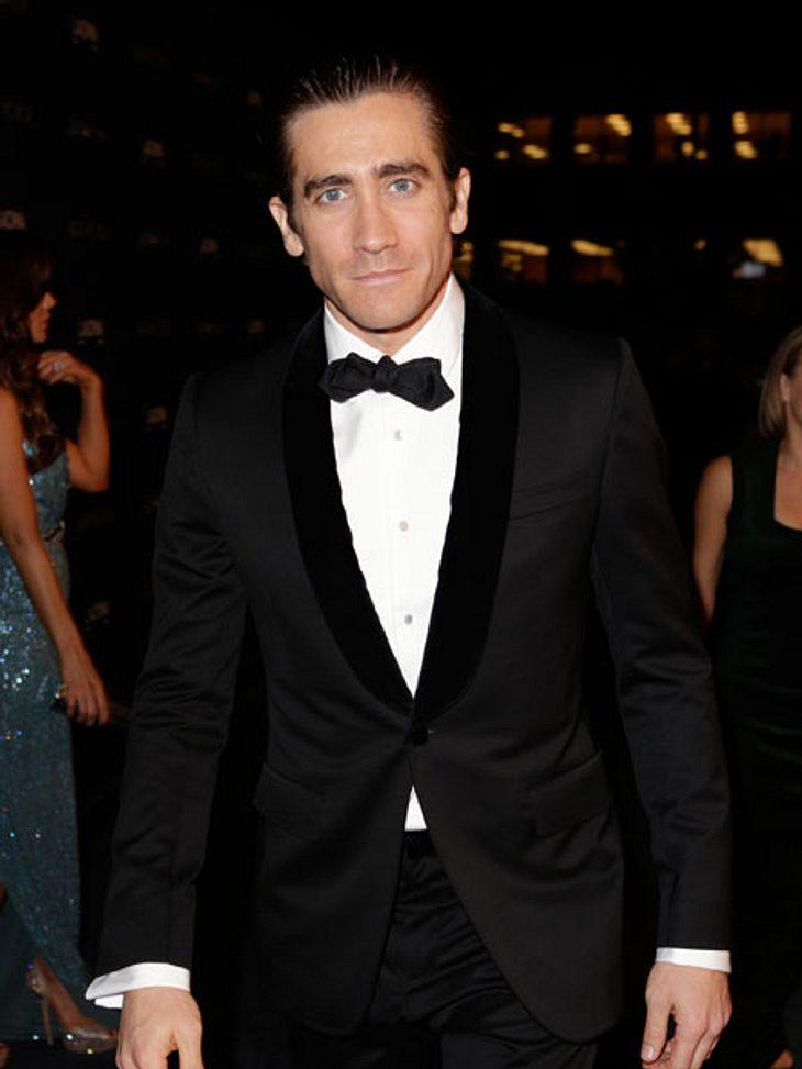 Jake Gyllenhaal hat sich die Hand verletzt.