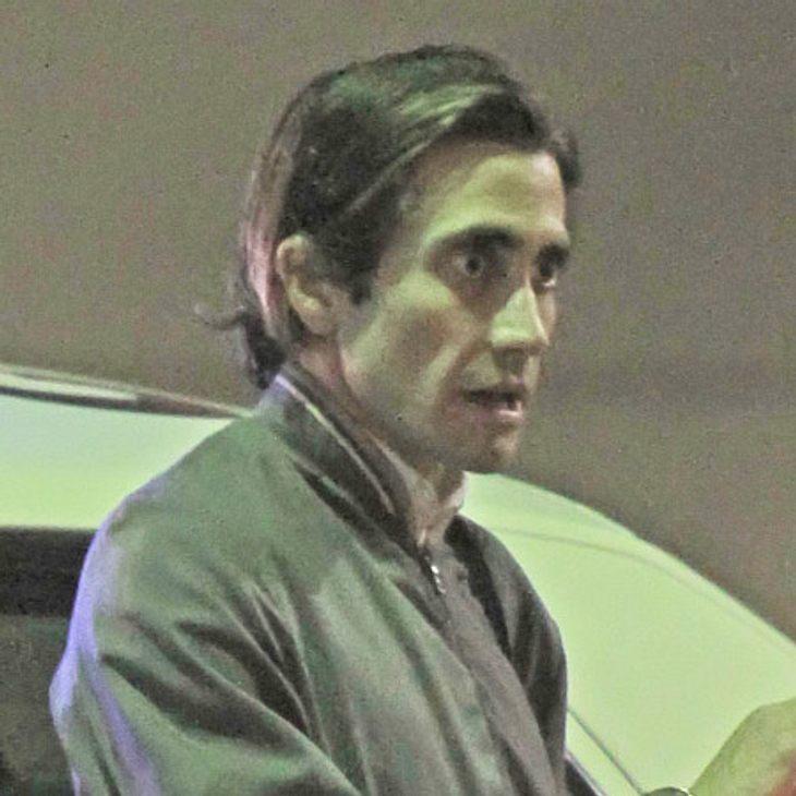 Mager-Schock bei Jake Gyllenhaal
