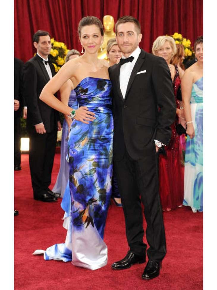 Die heißesten Promi-GeschwisterMaggie (34) und Jake Gyllenhaal (31) liegt das Schauspiel-Talent wahrlich im Blut: Schließlich sind sie die Kinder eines Regisseurs und einer Produzentin.Das gute Aussehen der beiden war offenbar im Gen-Paket