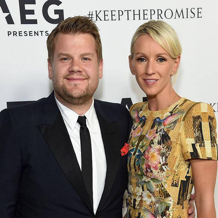 JAmes und Julia Corden erwarten ihr drittes Kind