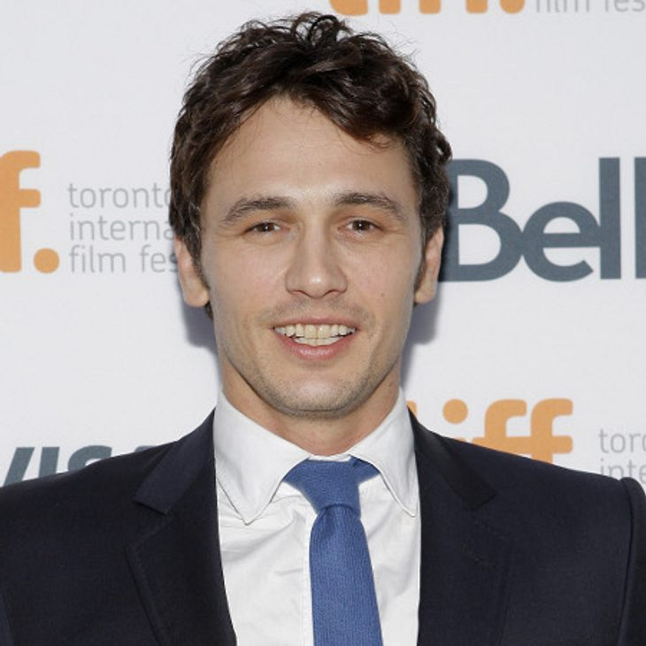 James Franco redet Tacheles