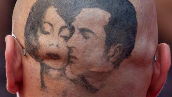 James Franco schockt mit Riesen-Tattoo - Foto: Wenn
