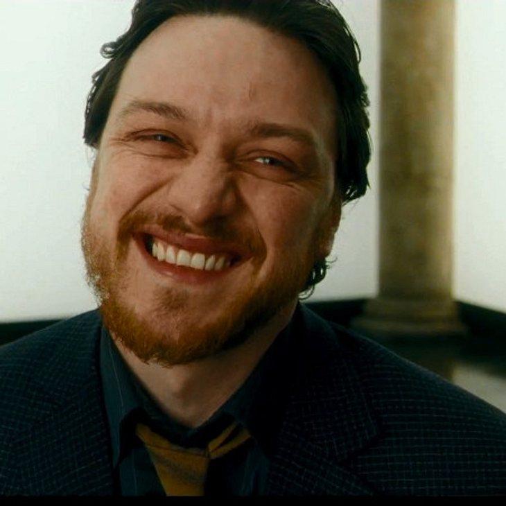 """James McAvoy als """"Drecksau"""""""