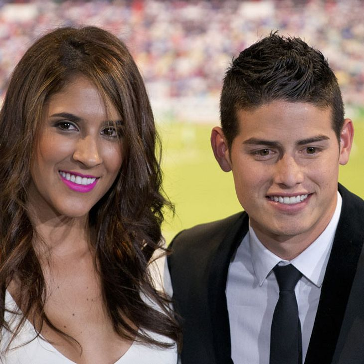 Fußballer James Rodríguez ist wieder Single