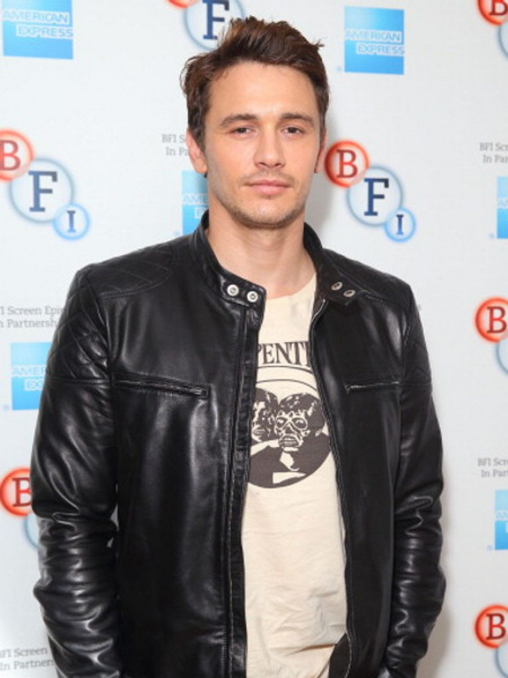 James Franco bittet seine Fans um 500.000 Dollar