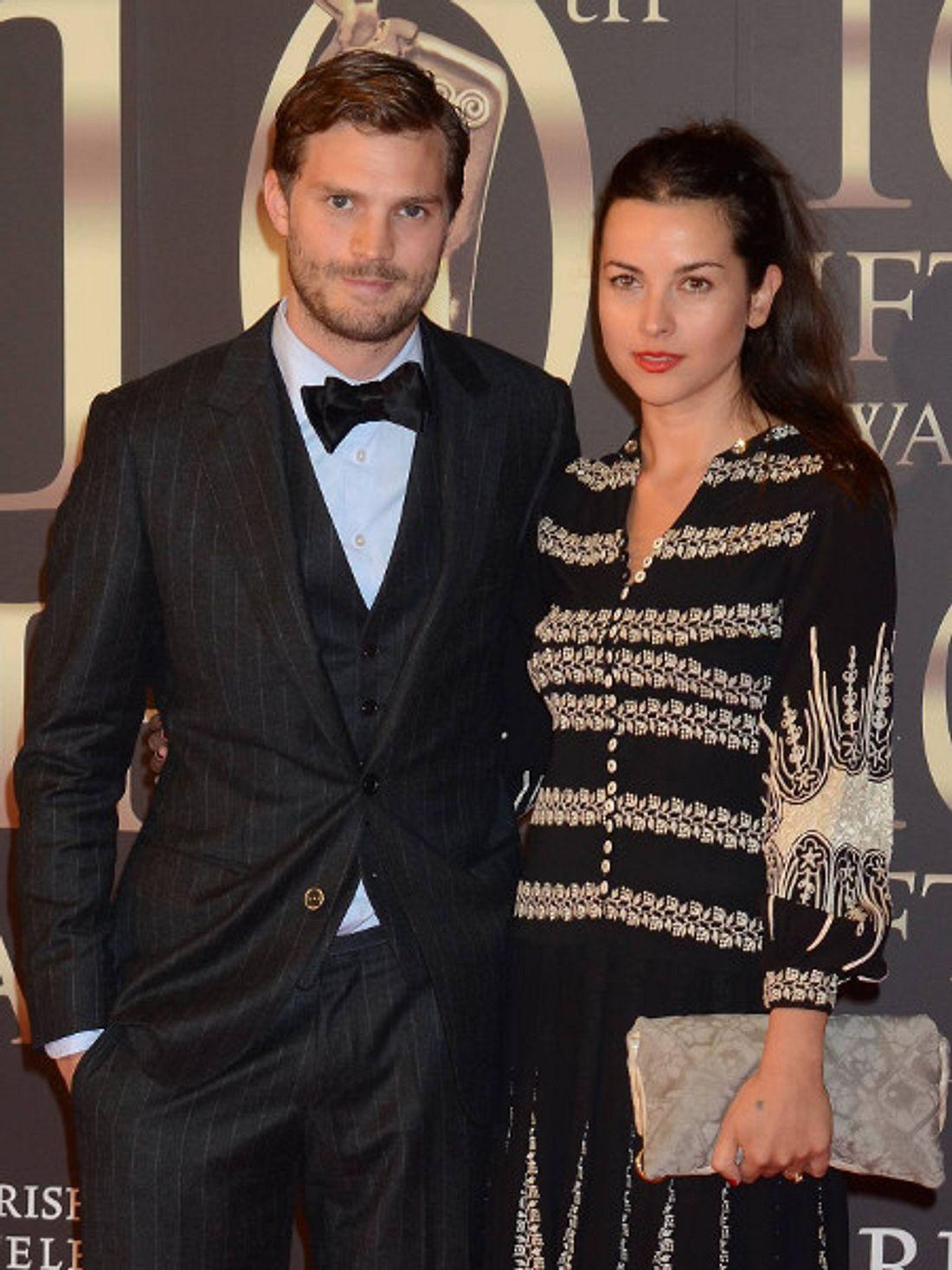 Jamie Dornan und seine Frau sind Eltern geworden.