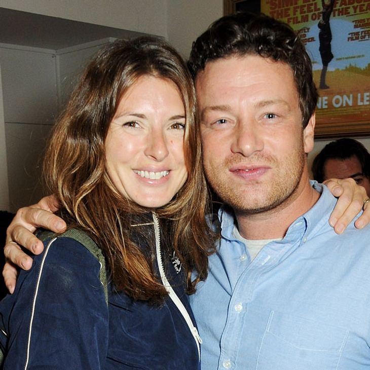 Jamie und Jools Oliver begrüßen ihr fünftes Kind