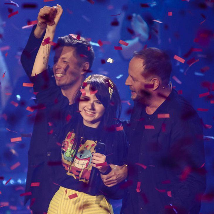 """Jamie-Lee Kriewitz gewinnt """"The Voice of Germany"""""""