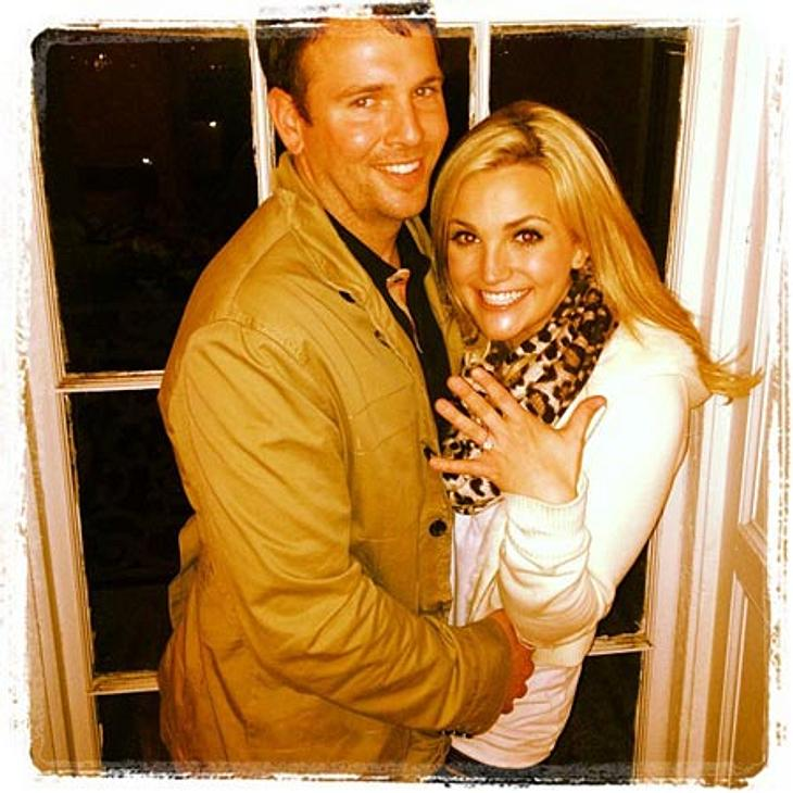 Jamie Lynn Spears und Jamie Watson haben geheiratet