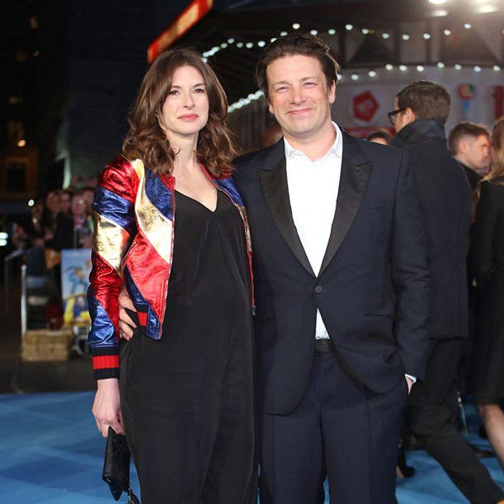 Jamie Oliver und seine Frau Juliette bekommen ein Baby