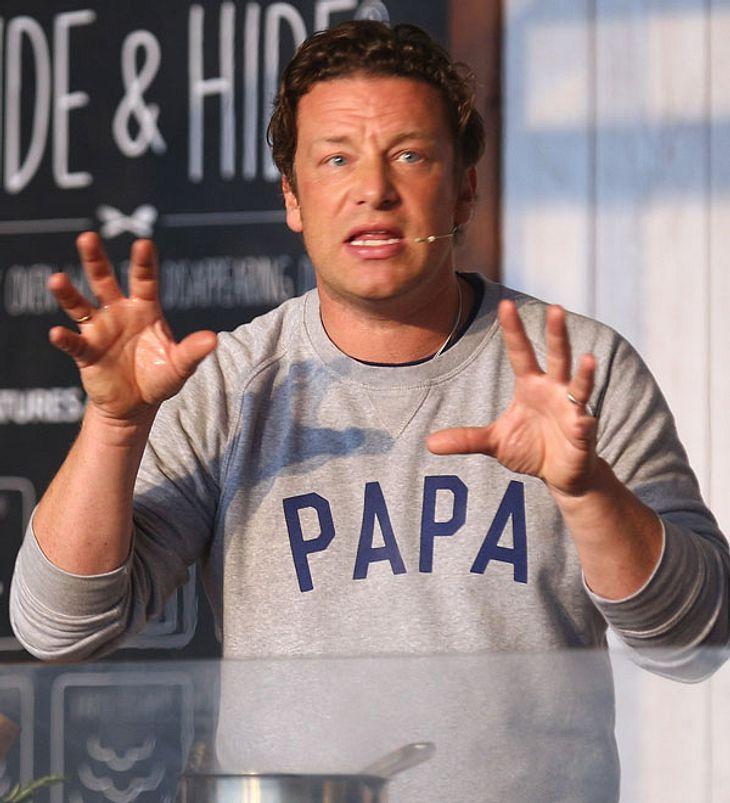 Jamie Oliver: Er steht vor dem Aus!