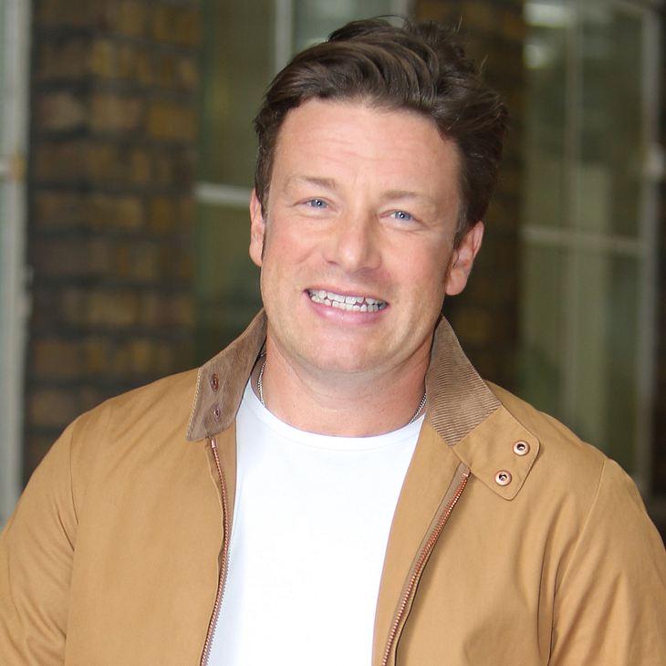 Jamie Oliver hatte einen pikanten Kochunfall
