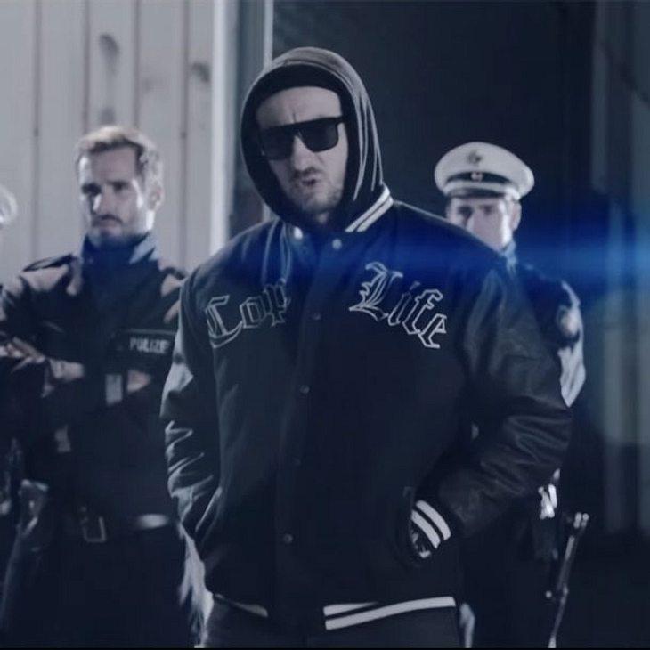 Jan Böhmermann - Ich hab Polizei