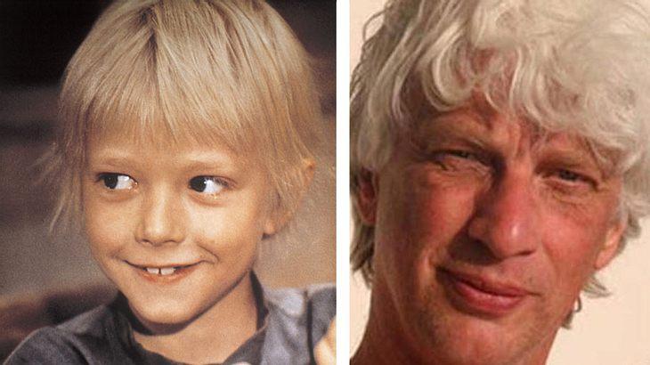 Michel aus Lönneberga alias Jan Ohlsson früher und heute