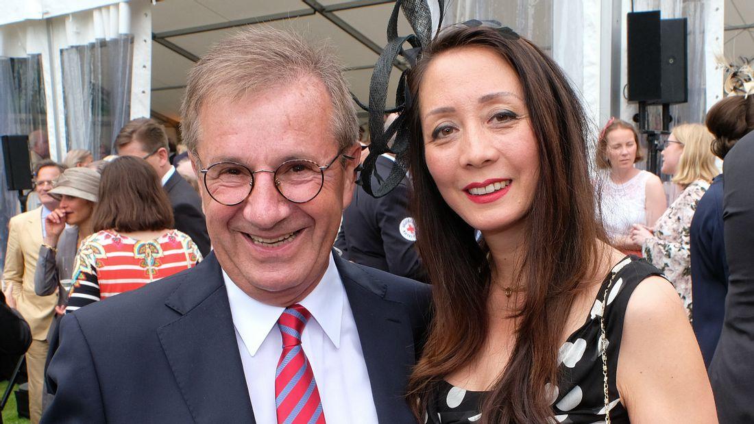 Tagesschau-Sprecher Jan Hofer: Heimliche Hochzeit!