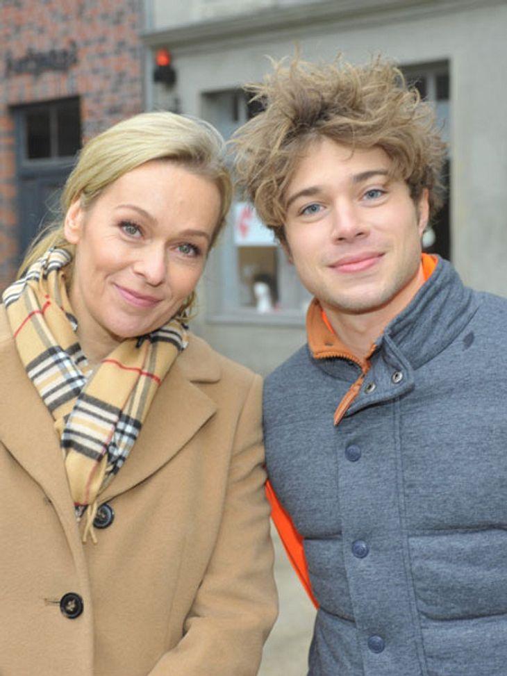 GZSZ: Jana Hora-Goosmann spielt Zacs Mutter Christina Klingenthal