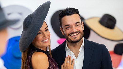 Jana Ina und Giovanni Zarrella - Foto: Getty Images