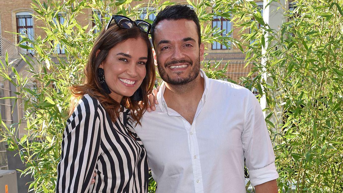 Jana Ina und Giovanni Zarrella sind seit 12 Jahren verheiratet