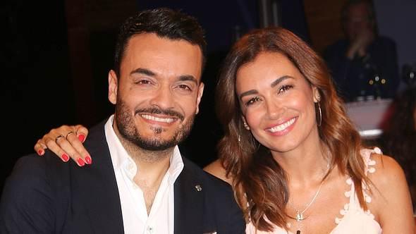 Giovanni und Jana Ina Zarrella - Foto: imago
