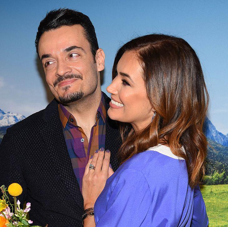 Jana Ina und Giovanni Zarrella: Liebes-Geheimnis