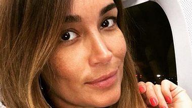 Jana Ina Zarrella ist enttäuscht - Foto: Instagram/@janainazarrella