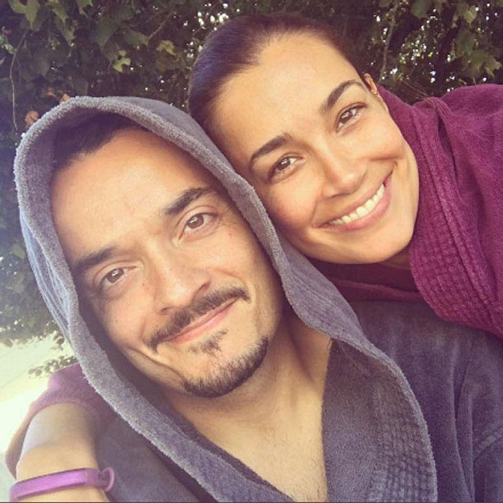 Jana Ina und Giovanni Zarrella feiern 11. Hochzeitstag