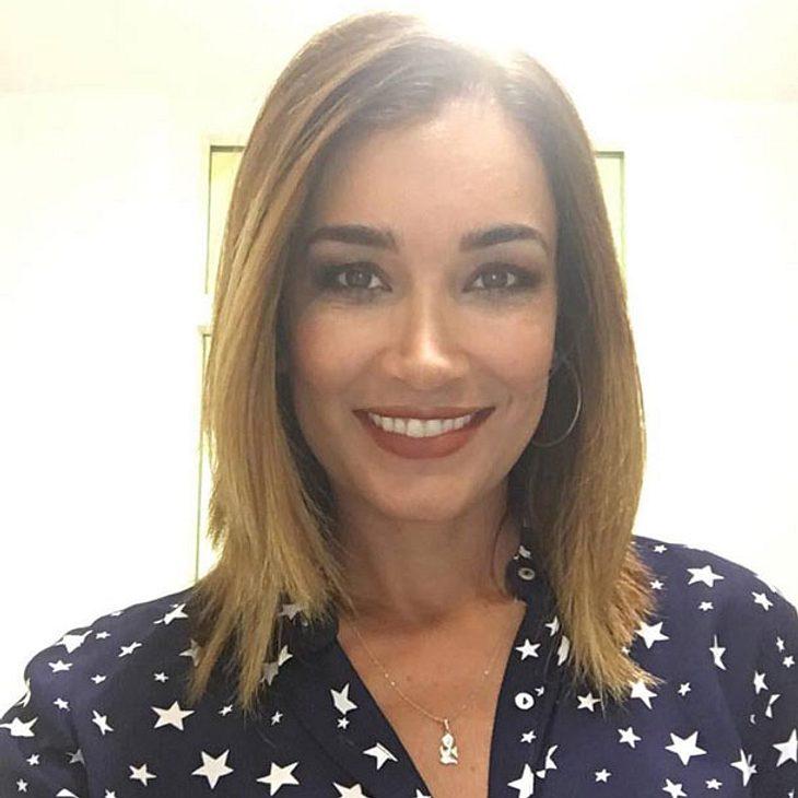 Jana Ina Zarrella Ist Das Model Wieder Schwanger Intouch