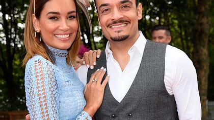 Jana Ina und Giovanni Zarrella standen kurz vorm Ehe-Aus! - Foto: Getty Images