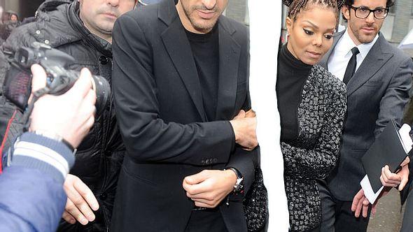 Janet Jackson und Wissam Al Mana: Trennung! - Foto: Getty Images