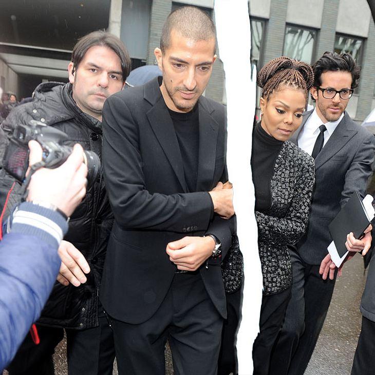 Janet Jackson und Wissam Al Mana: Trennung!