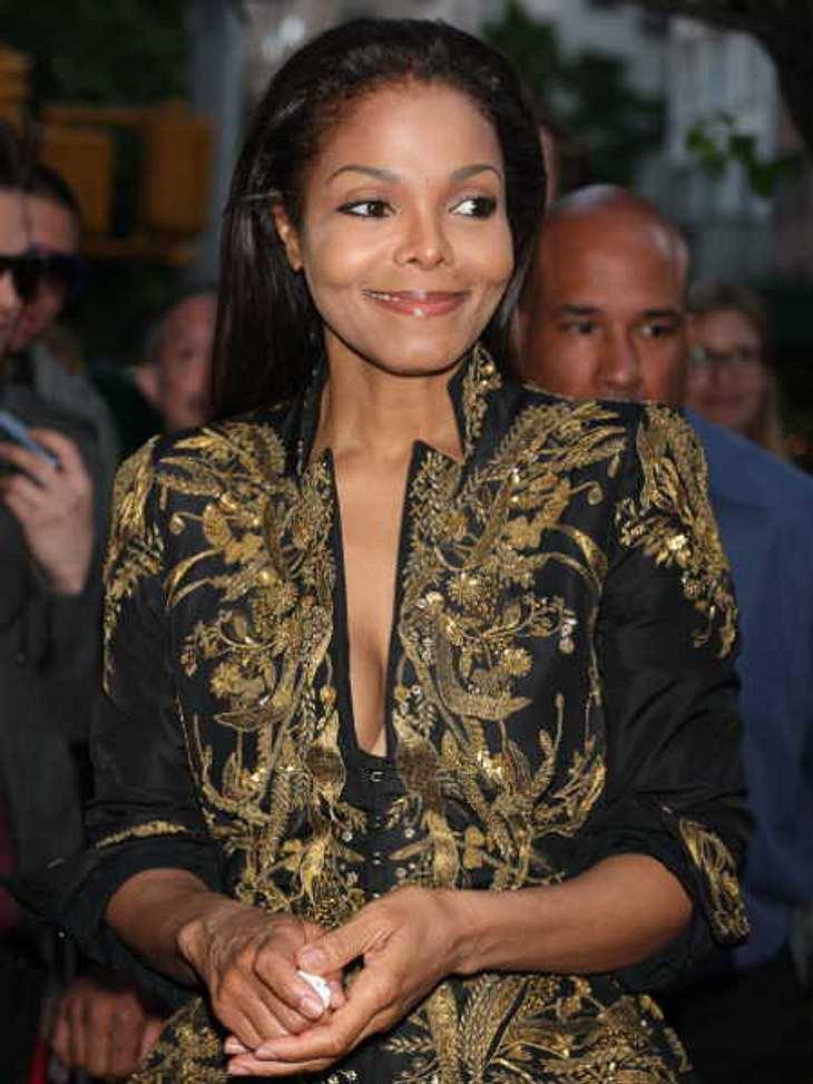 Janet Jackson geht wieder auf Welttournee!