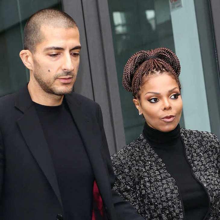 Janet Jackson und Wissam Al Mana: Scheidung!