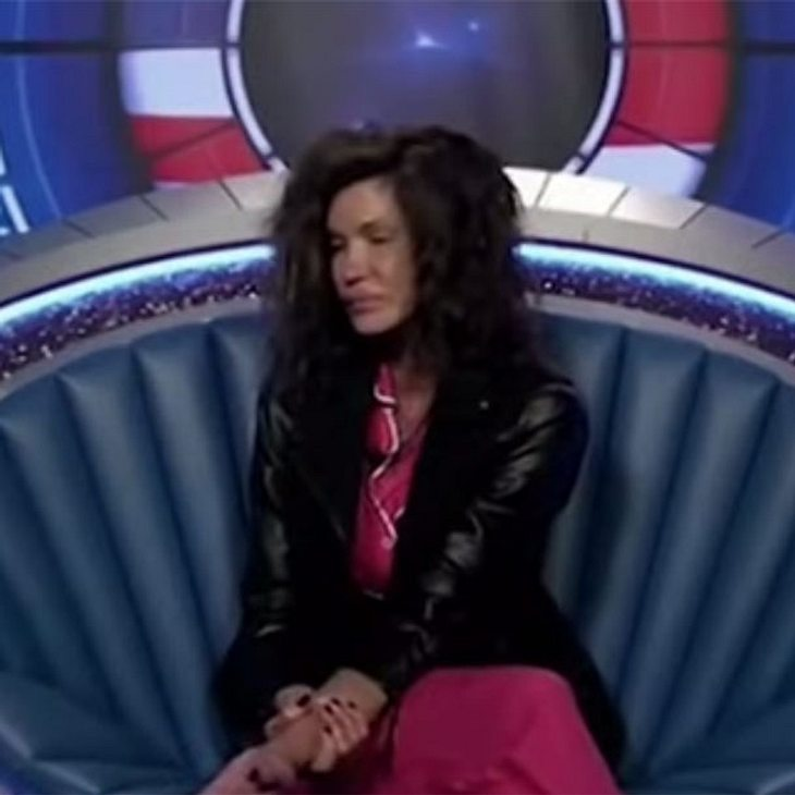 Janice Dickson Celebrity Big Brother