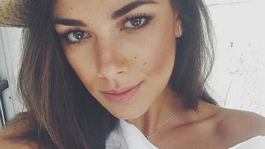 Janina Uhse wirbt jetzt auch für BeYu - Foto: Instagram/ Janina Uhse