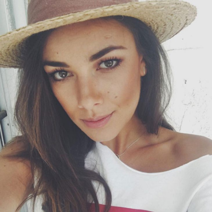 Janina Uhse wirbt jetzt auch für BeYu