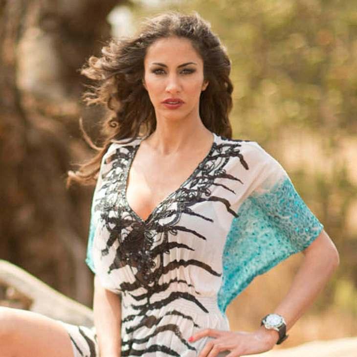 Janina Youssefian zeigte ihre aggressive Seite.