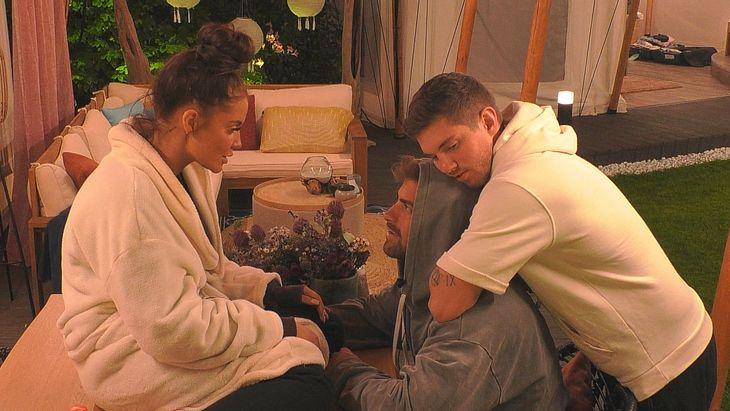 Janine Pink und Tobi Wegener