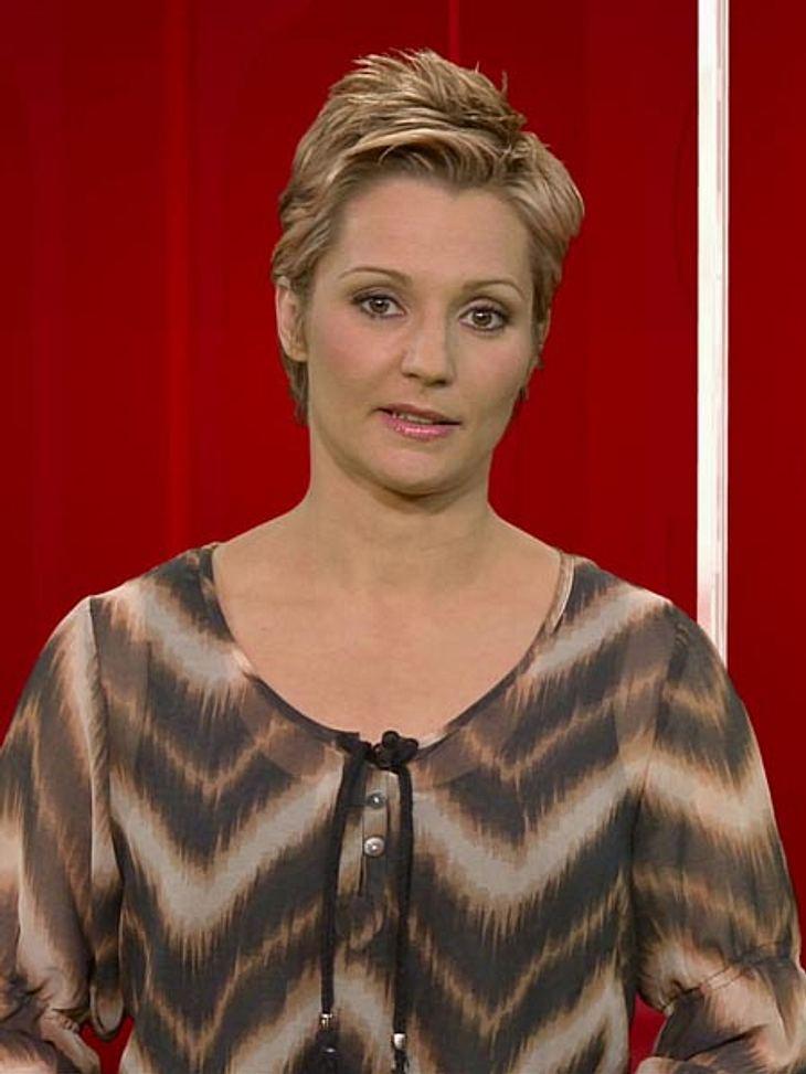Janine Steeger Moderatorin