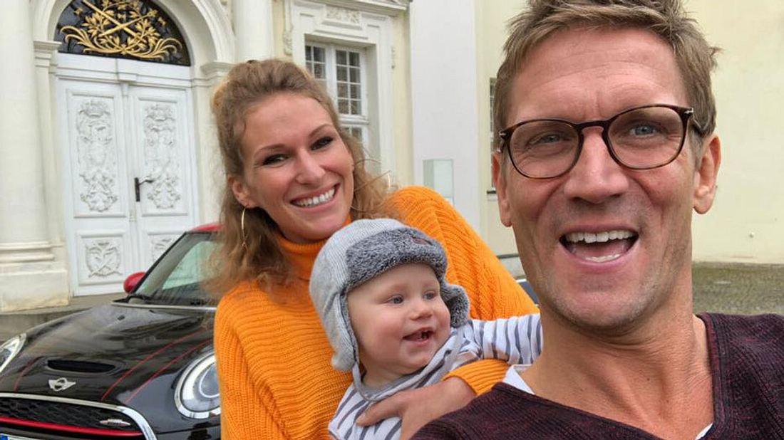 Janni & Peer: Süße Andeutung! Ist Baby Nr. 2 unterwegs?
