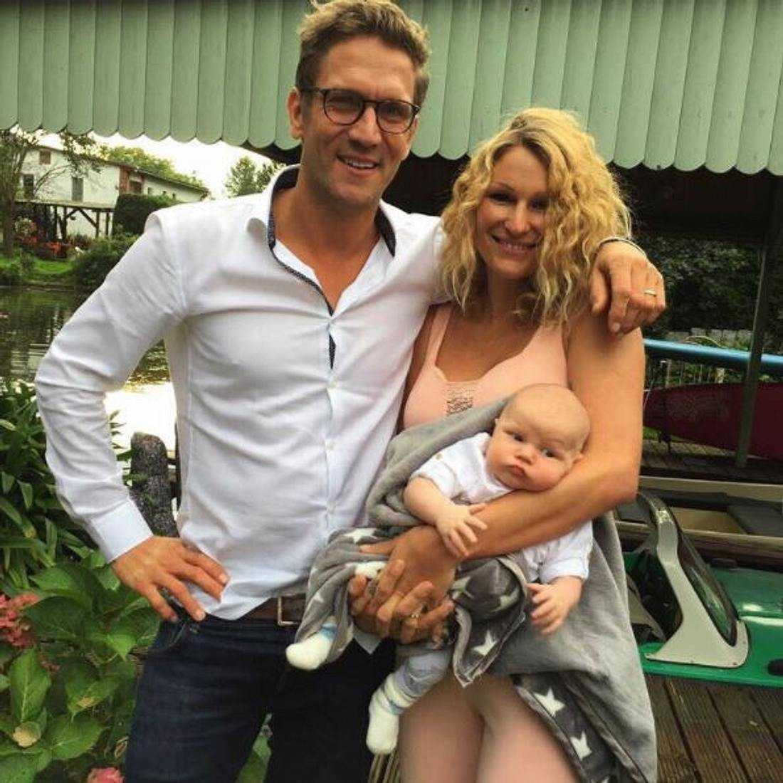 So anstrengend ist das Leben mit Baby für Janni und Peer