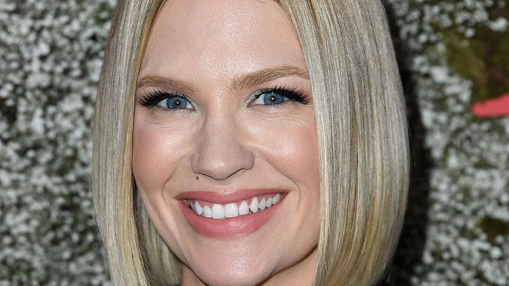 January Jones Make-up