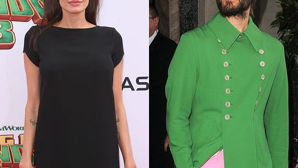 Angelina Jolie: Romanze mit Jared Leto? - Foto: WENN