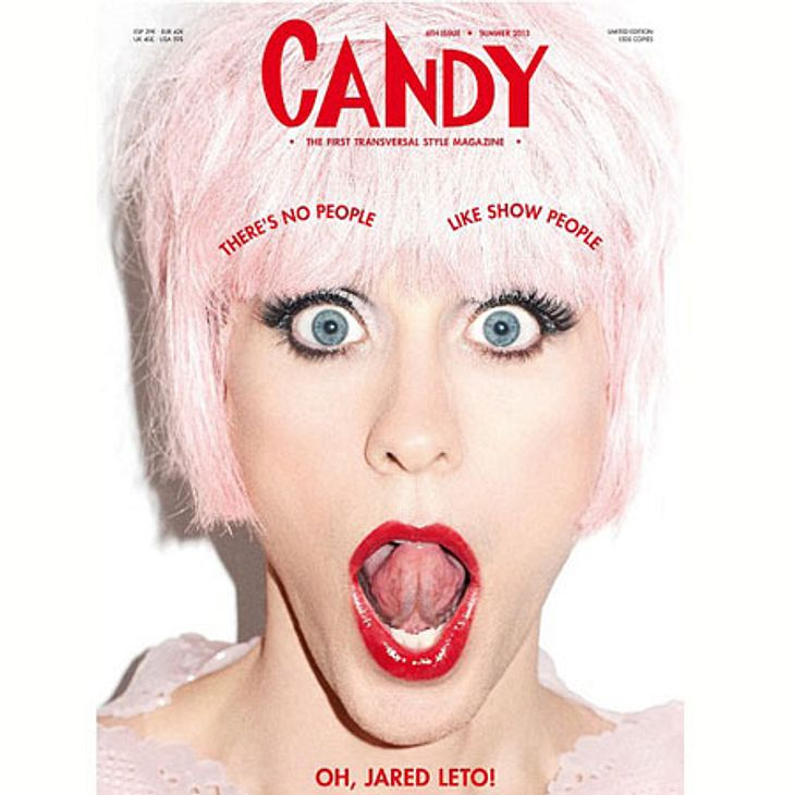 Könnte auch Katy Perry sein, oder?