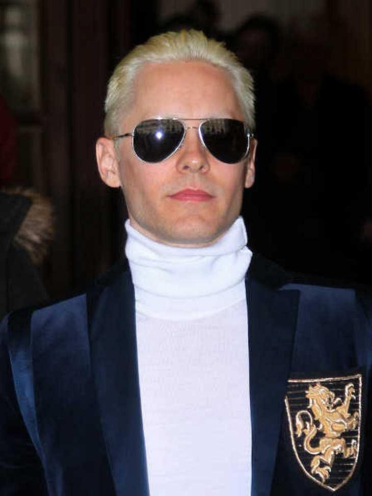 """Jared Leto wird mehr und mehr zum """"Joker""""."""