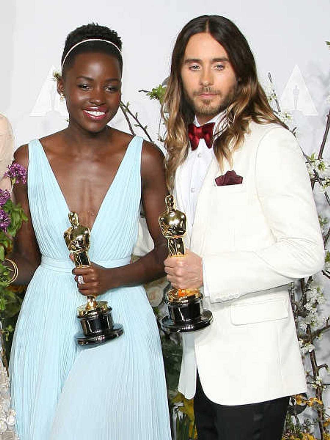 Jared Leto und Lupita Nyong'o: Beziehung bestätigt?