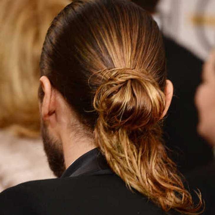 Jared Leto bei den Golden Globes: Vorne hui, hinten pfui!