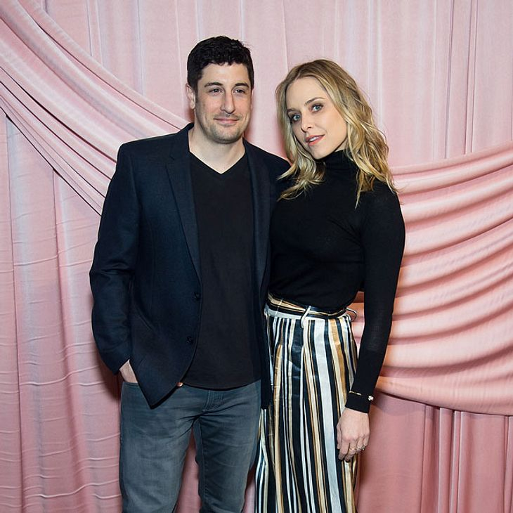 """American Pie""-Star Jason Biggs wird Papa!"